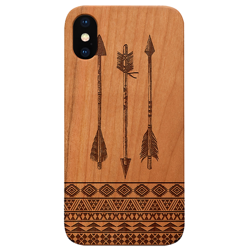 Arrows 1 - Engraved