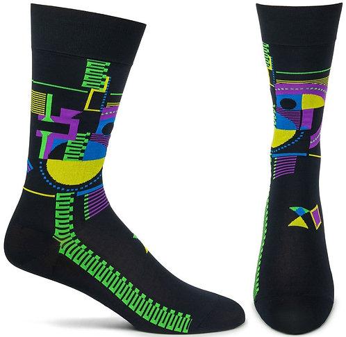 FLW - Hollyhock Sock
