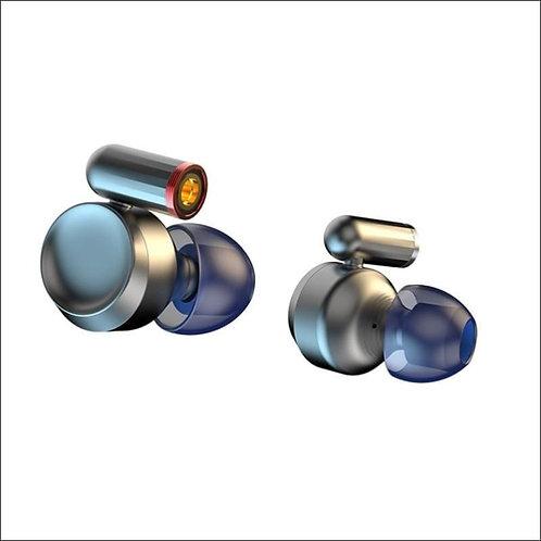 Acoustic Pure Beryllium Titanium Earbuds