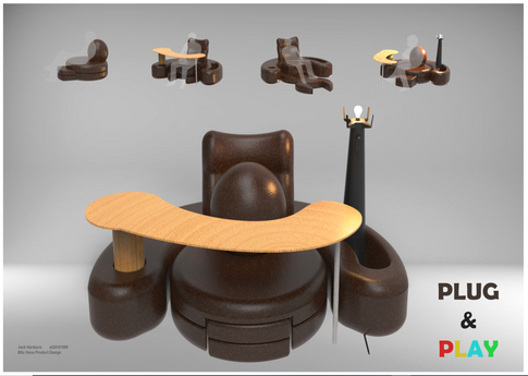 Plug & Play Furniture