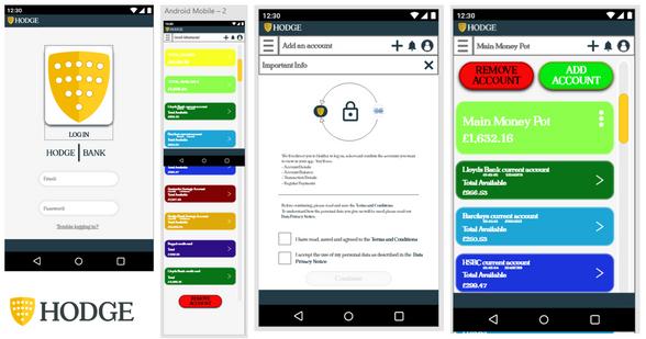 Hodge Bank Banking App