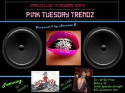 DJ DanniBoi Flyer for Campus Club