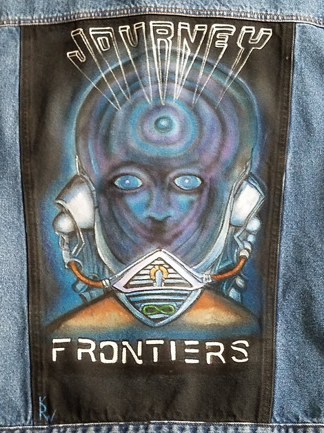 """Journey """"Frontiers"""""""