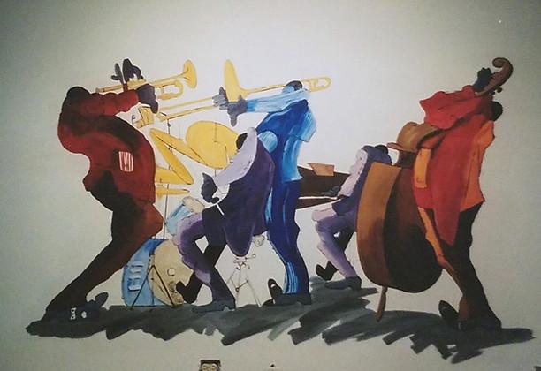 """""""Jazz Band"""""""