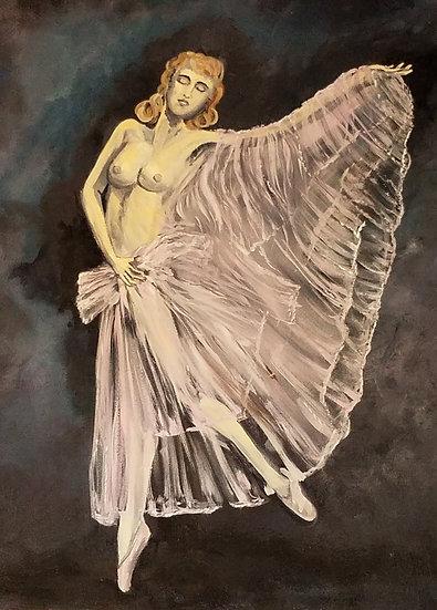 """""""Burlesque Ballet"""""""