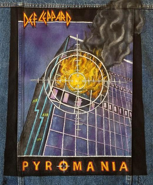 """Def Leppard """"Pyromania"""""""
