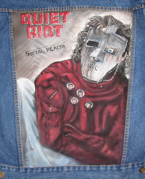 """Quiet Riot """"Metal Health"""""""