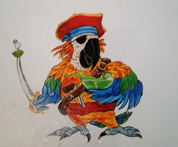 """Limey Pirate"""