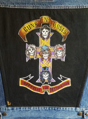"Guns -n- Roses ""Appitite for Destruction"""