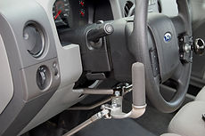 MPS Guidosimplex quality disabled driving aids push pull hand control