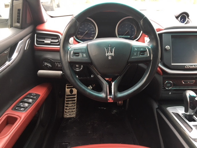 Monarch Mark 1A installed in a Maserati