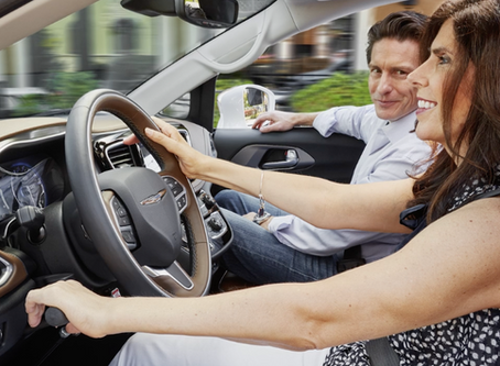 Cheryl Angelelli explains what mobility means to her as she drives with MPS Monarch Hand Controls