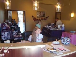 Shop Studio 11 fundraiser - A huge success!