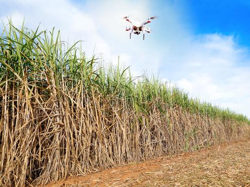 CRV Industrial utiliza drones na prevenção de incêndios