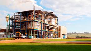 CRV Industrial moeu mais de 1,5 milhão de toneladas de cana na última safra. Unidade em Minas Gerais