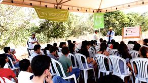 """CRV Industrial realiza """"Dia de Campo"""" com crianças da comunidade..."""