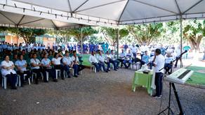 CRV Industrial realiza Ato em Ação de Graças na abertura da Safra 2017...