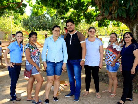 CRV Industrial realiza atividade socioeducativa com alunos do Curso de Música do CCS-Centro de Convi