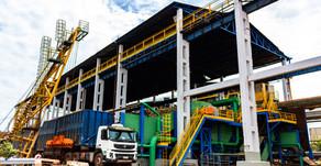 CRV Industrial, unidade de Carmo do Rio Verde-GO inicia a safra 2020/21...