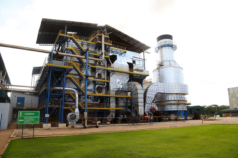 Caldeiras/CRV Industrial