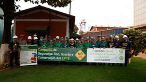 CRV Industrial realiza Campanha de Prevenção de Acidentes e Doenças Ocupacionais...