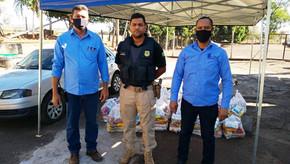 Usina Uruaçu participa da Campanha Estrada Solidária da PRF
