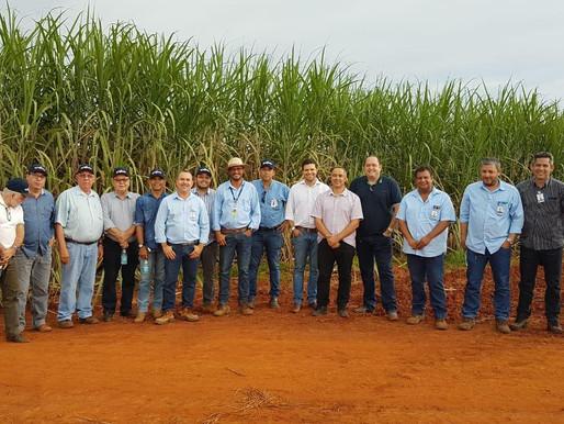 CRV é parceira de dia de campo em fazenda de Carmo do Rio Verde...