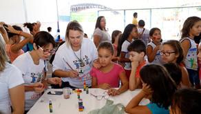 CRV Industrial e Secretaria Municipal de Assistência Social, realizam festa em comemoração ao Dia da