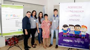 CRV Industrial realiza Solenidade de Assinatura do Contrato de Aprendizagem, do Programa Jovem Apren