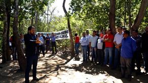 CRV reúne comunidade e autoridades em Rialma...