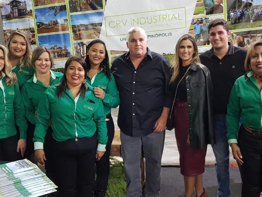 CRV Industrial participa da 26ª Expocap, em Minas Gerais...