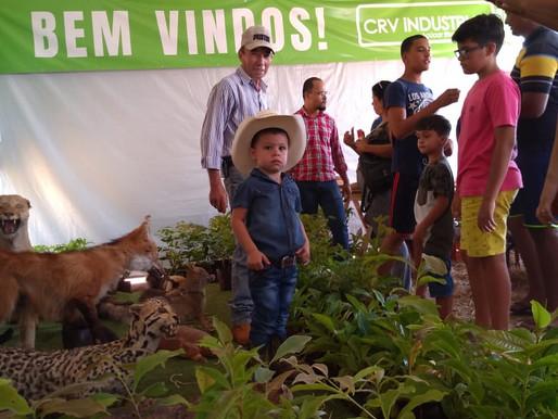 CRV Industrial participa da Festa Nacional da Melancia...