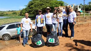 A CRV Industrial esteve presente na XIV Semana do Meio Ambiente, do município de Ceres-GO...