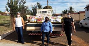 CRV Industrial unidade de Capinópolis-MG realiza doação de alimentos...