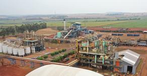 Unidade de Minas Gerais da CRV Industrial começa a produção de açúcar...
