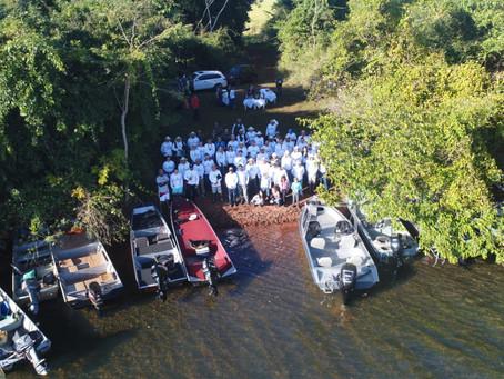 CRV Industrial, unidade de Capinópolis participa da Semana do Meio Ambiente...