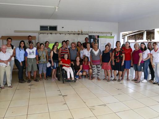 CRV Industrial realiza palestra para Idosos do Centro de Referência de Assistência Social - CRAS...