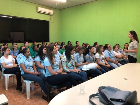 CRV realiza palestra no Dia Internacional da Mulher...