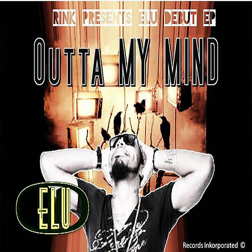 Outta My Mind - EP CD