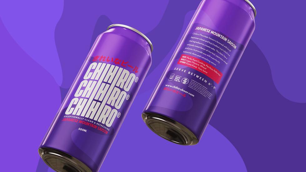 Chihiro Beer Label