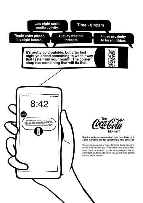 Brief 6: Coke (Digital)