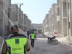 MAPIM Malaysia bina Bandar di Syria www.