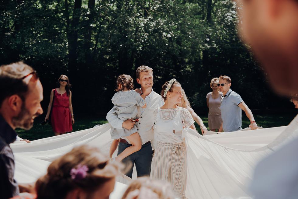 SUMMER WEDDING IN BERLIN