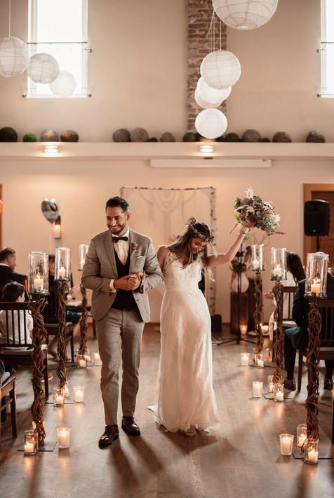 SABRINA & MAX, WEDDING