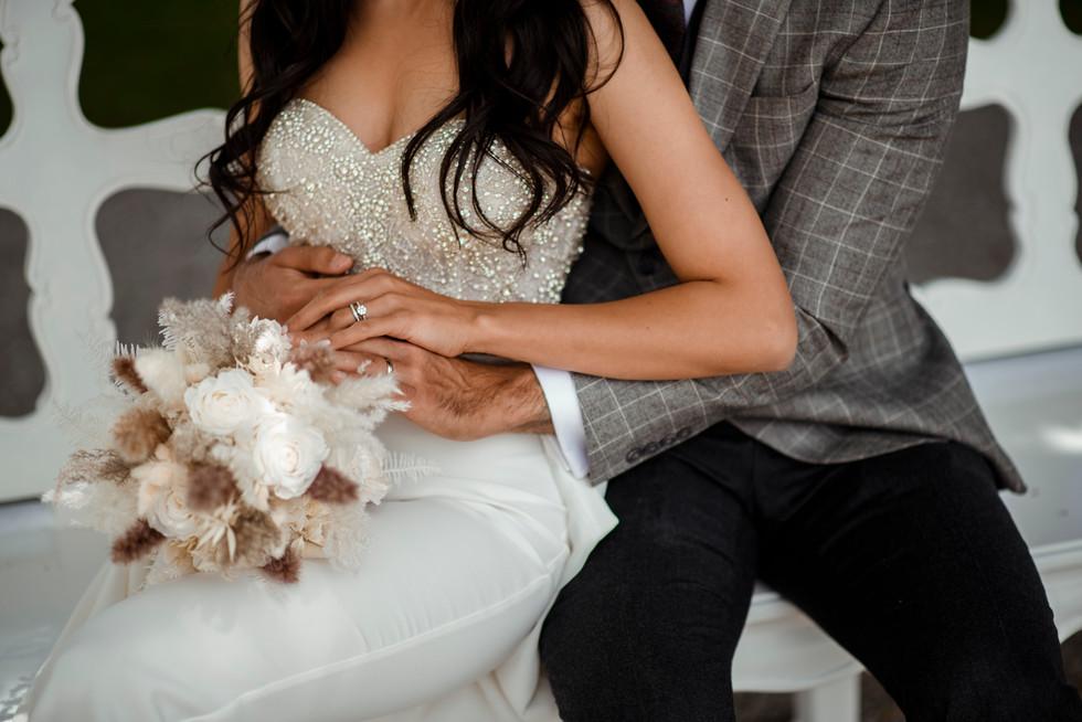 CAGLA & CAYAN, CIVIL WEDDING