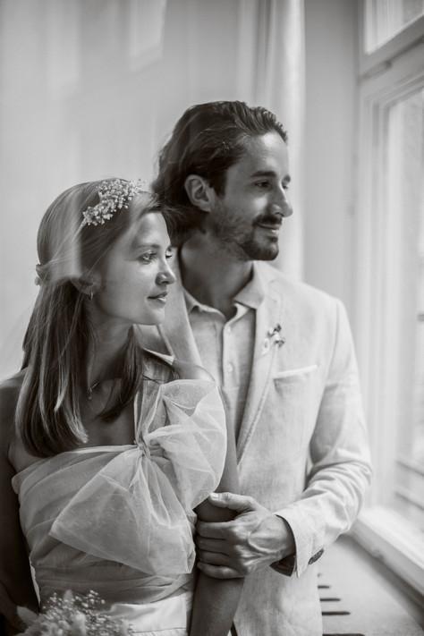 ISA & JUAN, CIVIL WEDDING