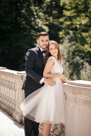 NERMIN & HESHAM, CIVIL WEDDING
