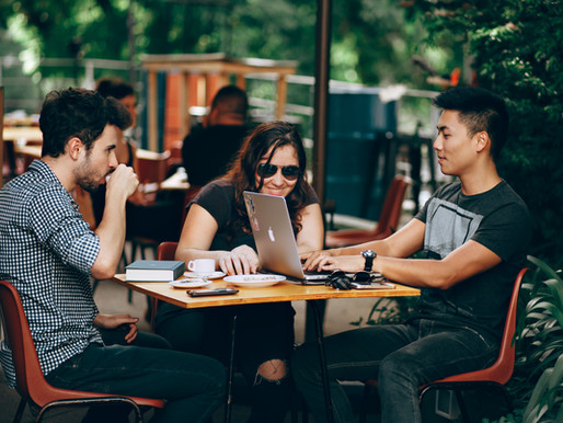 Coworking – The Future of Work & Knowledge Sharing