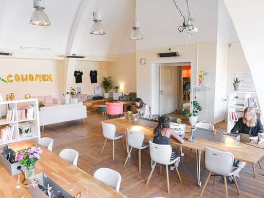 Easy on pocket co-working spaces becoming hot sell amongst millennials