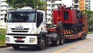 Transporte de Fresadora